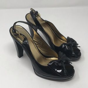 Coach Made in Italy | Black Heels
